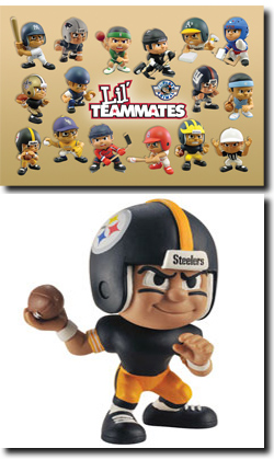 Lil Teamates Collectibles Grand Valley Gold and Silver